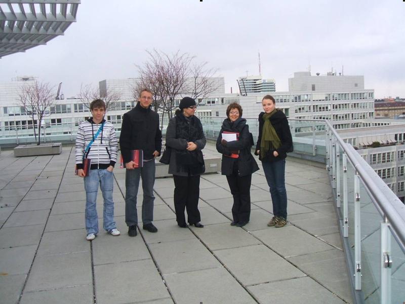 Strokovna ekskurzija München, marec09