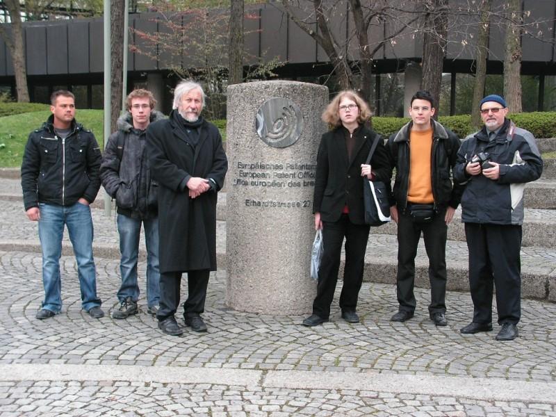 Strokovna ekskurzija München, april2010